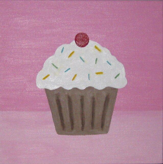 Cupcake by alakatart