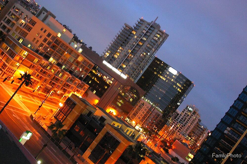 Street-San Diego by FamlyPhoto
