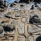 Rockscape Crowdy Head by Graham Mewburn