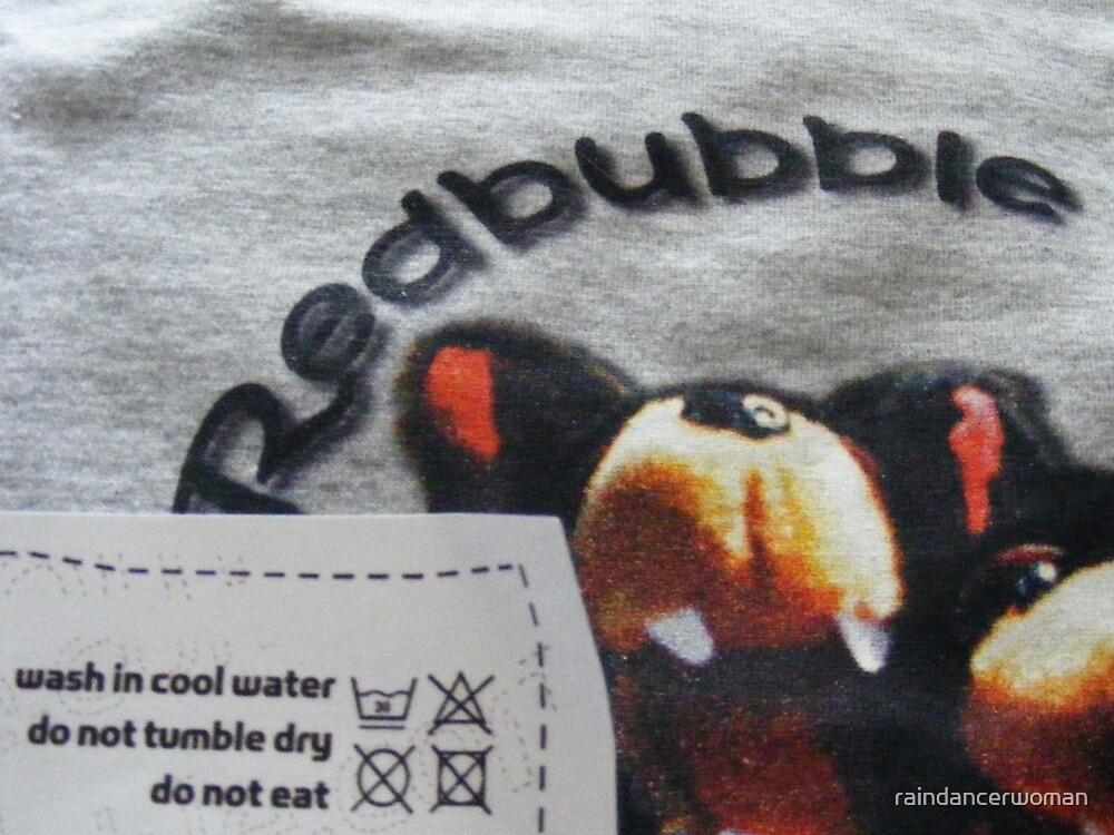 ok..got my Devils T-shirt by raindancerwoman