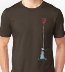 loVe from up above Unisex T-Shirt
