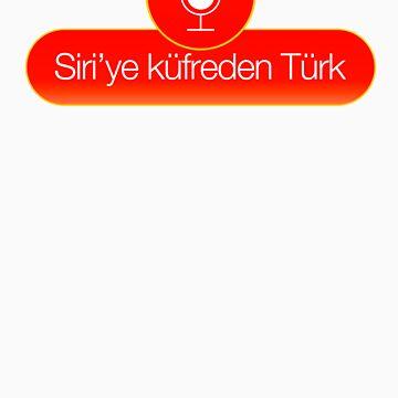 Siri'ye Küfreden Türk by iPhonedo
