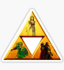 Triforce - The Legend Of Zelda Sticker