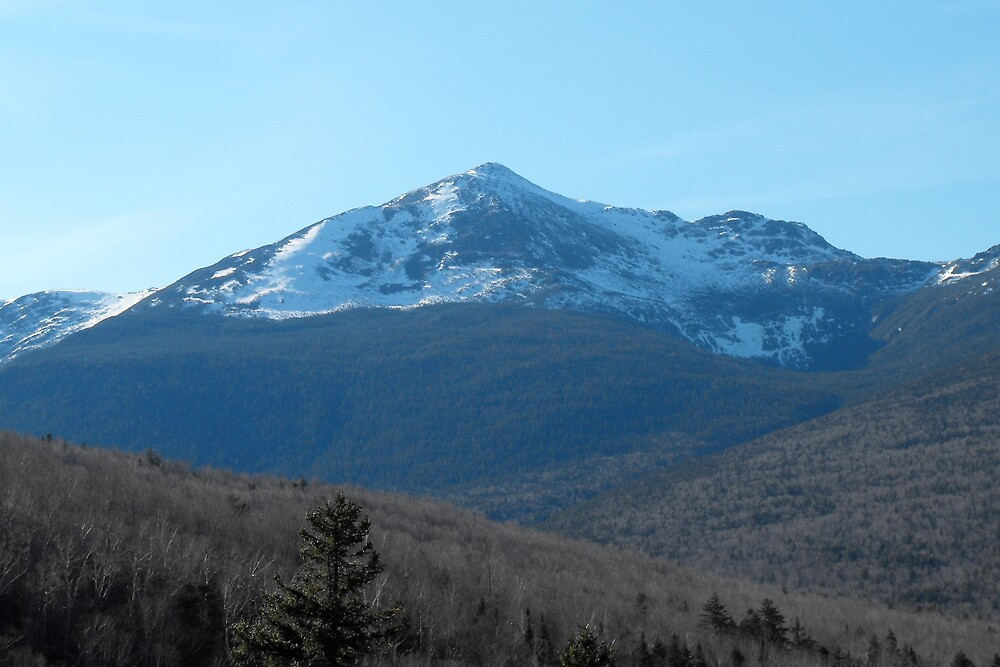 Closer look at the White Mountains, New Hampshire by EMElman