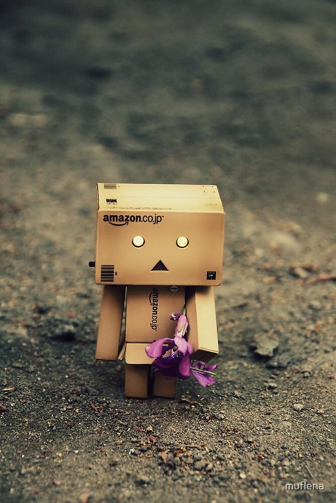 Hello, I'm Danbo :) by muflena