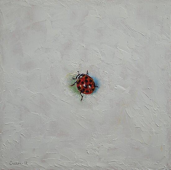 Ladybug by Michael Creese