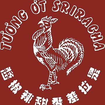 HD sriracha logo by aniekandya