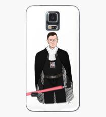 Ruth Vader Ginsburg Case/Skin for Samsung Galaxy