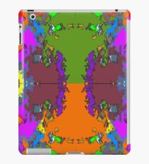 ABSTRACT GRAPHIC PRINT { BIG COUNTRY} BY JANE HOLLOWAY iPad Case/Skin