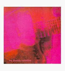 My Bloody Valentine Loveless Photographic Print