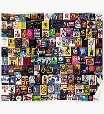 MUSICALS 2 (Duvet, phone case, mug, sticker etc) Poster