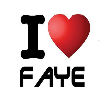I Heart Faye by jbtiger1992