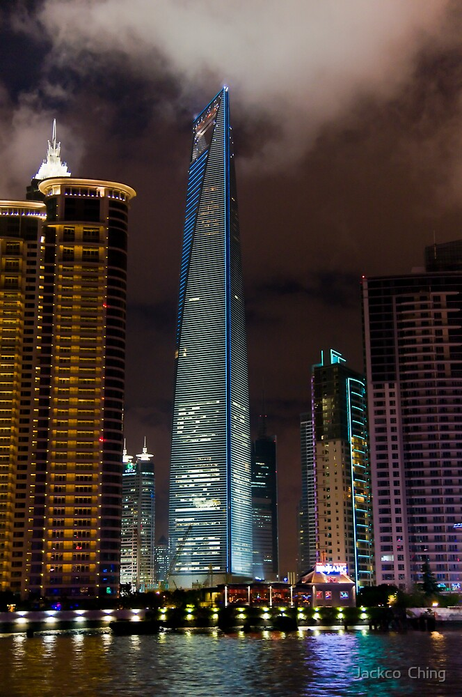 Shanghai by jackco ching