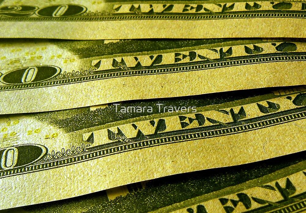 Money, money by Tamara Travers