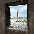 Willemstoren Lighthouse, Bonaire, Netherlands Antilles by natalies