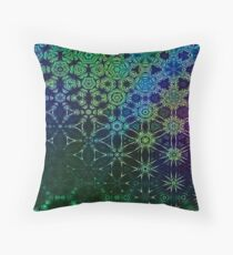 Vernal Metamorphosis 9 Floor Pillow