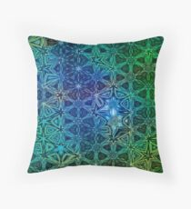 Vernal Metamorphosis 8 Floor Pillow