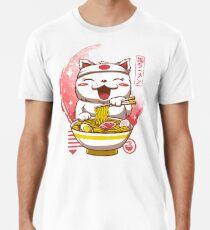 Camiseta premium Neko Ramen