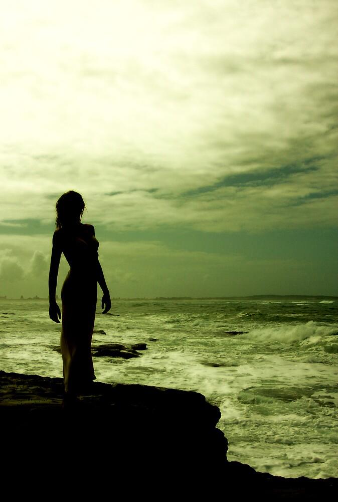 Ocean Goddess by Andrew  Mammoliti