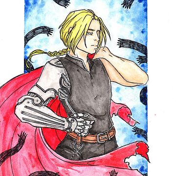 Edward Elric by NenrilTf
