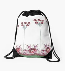 Growing Up Drawstring Bag