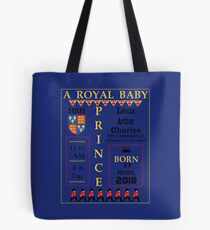 Prince Louis Of Cambridge William & Kate's Thrice Baby Tote Bag