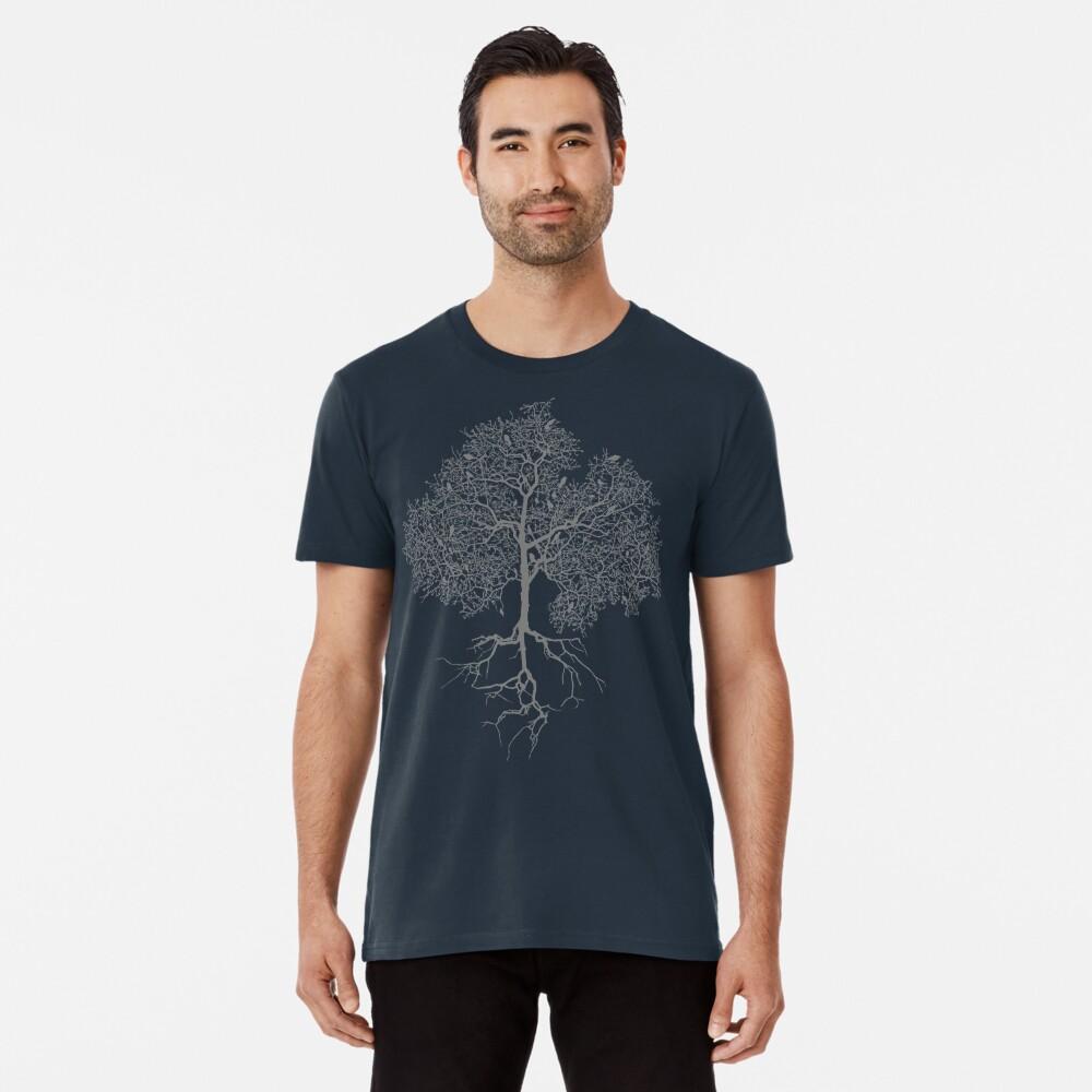 The Grackle Tree Premium T-Shirt