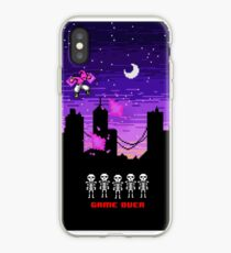 8bit Buu iPhone Case