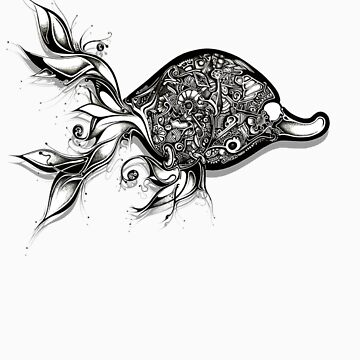 Platyfish by simanion