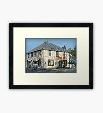 Fairview Inn Framed Print