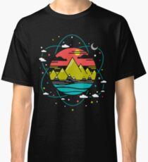 Isotope of Life Classic T-Shirt