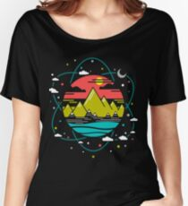 Isotope of Life Women's Relaxed Fit T-Shirt