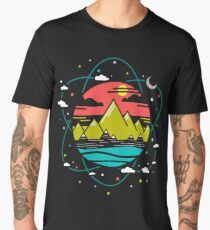 Isotope of Life Men's Premium T-Shirt