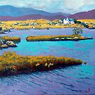 Lough Nafurnace, Galway, Ireland. by eolai