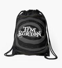 Tim Burton Drawstring Bag