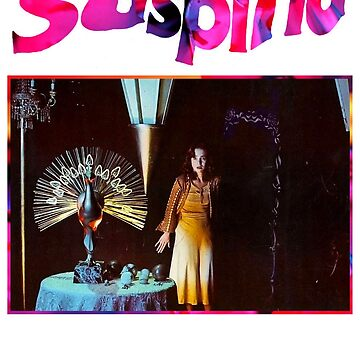 Suspiria Movie Shirt! by comastar