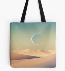 Mond über der Wüste Tasche