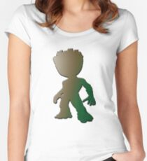 Baby guardian Fitted Scoop T-Shirt