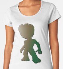 Baby Wächter Premium Rundhals-Shirt