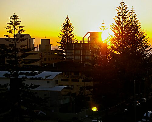 Colounra sunset 1 by dieselpete