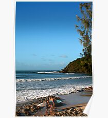 Noosa Heads Poster