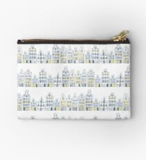 Cute Amsterdam Houses  Studio Pouch