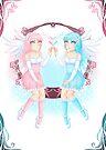 CCB Lolita Twins - 2018 by devicatoutlet