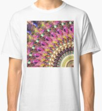 Abstract Collage of Colors 4 Classic T-Shirt