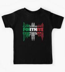 Fortnite: Battle Royale - Italy Kids Tee