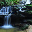 Leura Cascades by GailD
