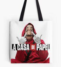 La casa de papel x Dali Tote Bag
