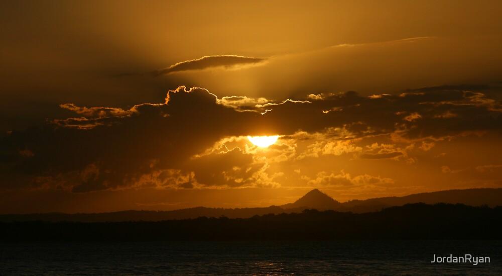Noosa Sunset by JordanRyan