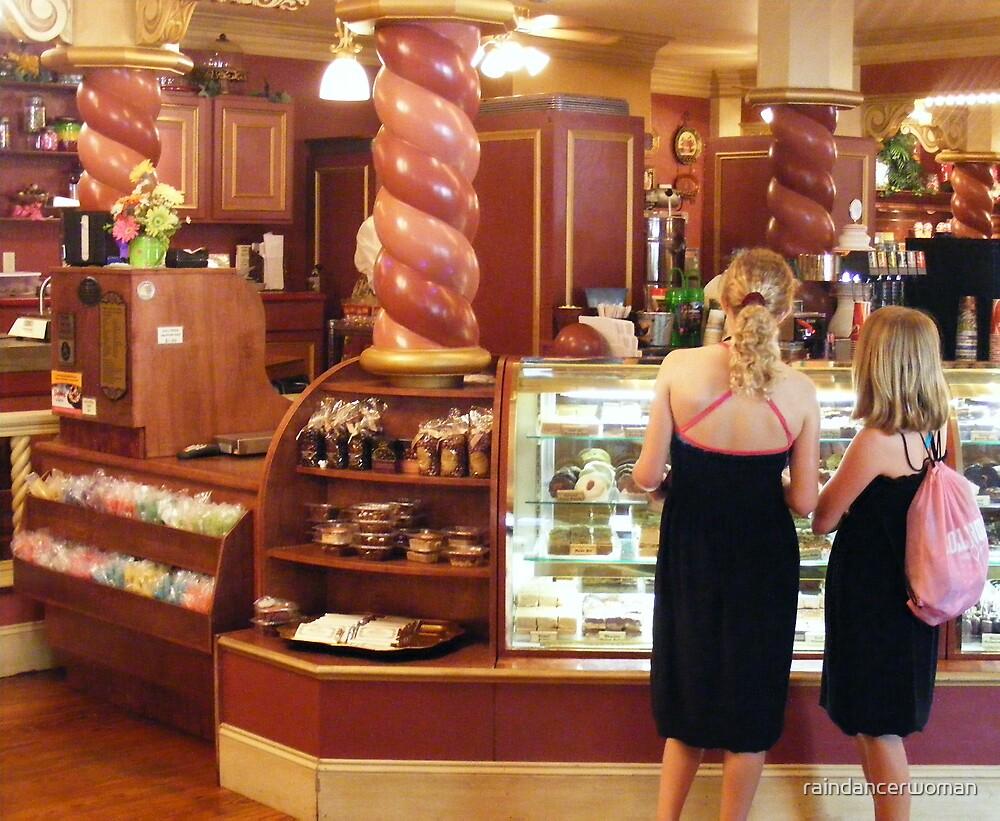 Kids in a Candy shop by raindancerwoman