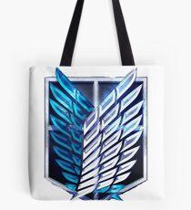 Shingeki No Kyojin Logo Tote Bag